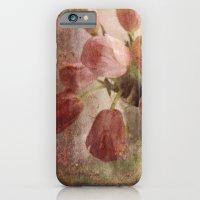 Peach Tulips iPhone 6 Slim Case