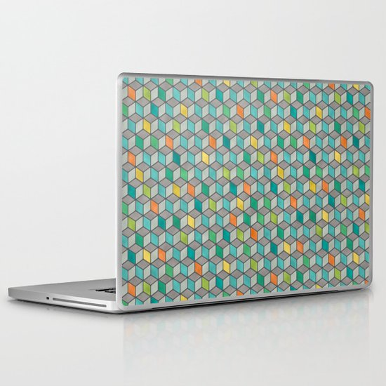 Block Party Laptop & iPad Skin
