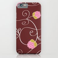 Raspberry Patch Red iPhone 6 Slim Case