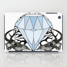 Diamond and skulls iPad Case