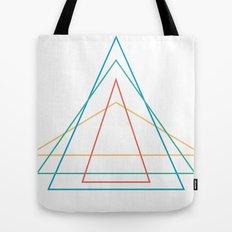 4 triangles Tote Bag