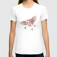 Rambo Womens Fitted Tee White SMALL