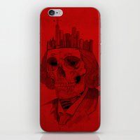 untouchable city iPhone & iPod Skin