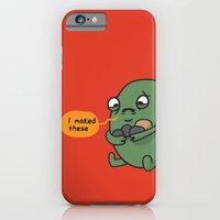 iPhone & iPod Case featuring Gall Bladder's Last Day by awkwardyeti