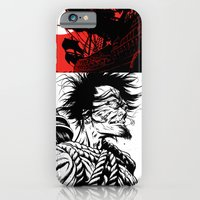 Sea Of Red iPhone 6 Slim Case