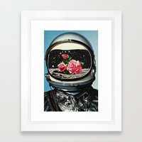Spring Crop At The Rosse… Framed Art Print