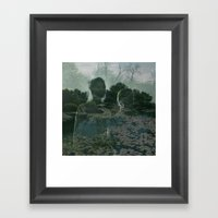 The Still 02 Framed Art Print