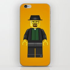 Lego Walter White - Vector iPhone & iPod Skin