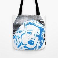 Plastic Series 1 Tote Bag