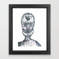 Self28610 Framed Art Print
