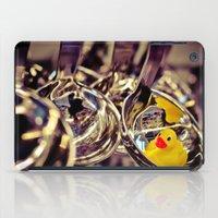 SPOON DUCK iPad Case