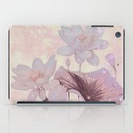 Pastel Waterlily iPad Case