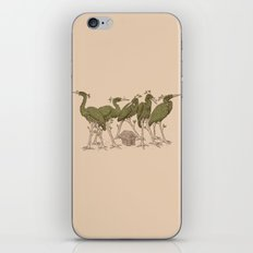 Bird Forest iPhone & iPod Skin