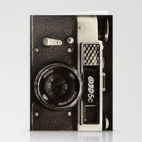 FED 5 | Vintage Camera Stationery Cards