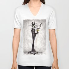 Maleficent Unisex V-Neck
