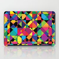 Abstract shapes iPad Case
