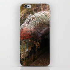 Old tunnel iPhone & iPod Skin