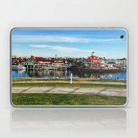 Shoreline Village Laptop & iPad Skin