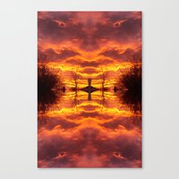 Sky Within Canvas Print