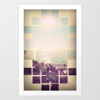 Today Was A Good Day.. Art Print