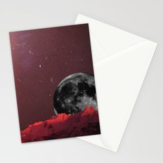 ME(N)TAL MOON Stationery Cards