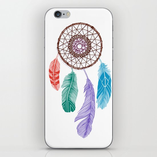 Dream Catcher Multi iPhone & iPod Skin