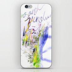 Sigur Ros iPhone & iPod Skin
