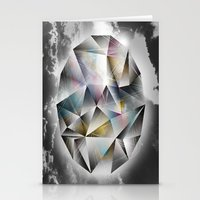 Polygon Heaven Stationery Cards