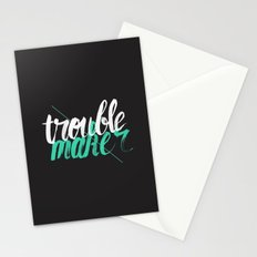 Troublemaker Stationery Cards