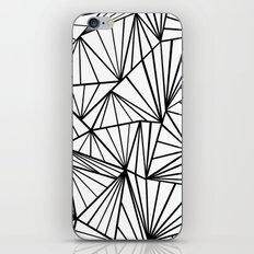 Ab Fan Zoom Invert  iPhone & iPod Skin