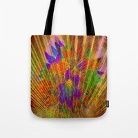radiant colors Tote Bag