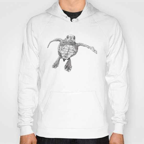 Chelonioidea (the turtle) Hoody