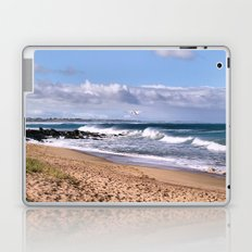 Bashams Beach Laptop & iPad Skin
