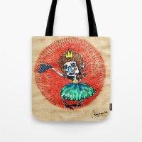 Ugly Princess Is Looking… Tote Bag