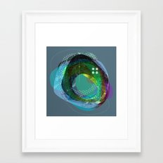 The Abstract Dream 10 Framed Art Print