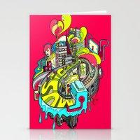 Popcity Stationery Cards