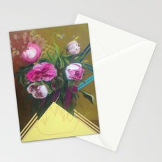 Flower Still Life #1 Stationery Cards