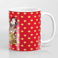 Quirky Office Gals Mug