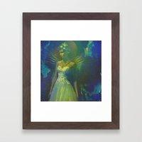Barbara, The Angel Of Th… Framed Art Print
