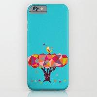 iPhone & iPod Case featuring tweet, tweet! by Jill Howarth