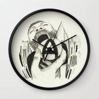 // A    Wall Clock