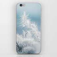 The Art Of A Soft Landin… iPhone & iPod Skin