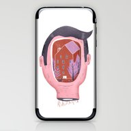 Detachment iPhone & iPod Skin