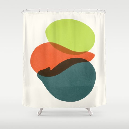 Play 1 Shower Curtain