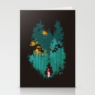 The Woods Belongs To Me Stationery Cards