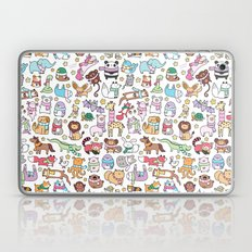 Winter Animals With Scar… Laptop & iPad Skin