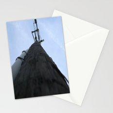 Telephone Pole. Stationery Cards