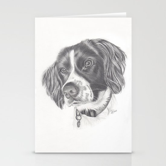 Springer Stationery Card