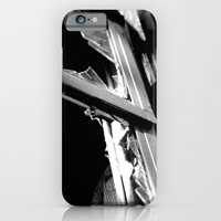iPhone & iPod Case featuring broken hearts by emsisson