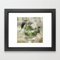 Gentlepesce Framed Art Print